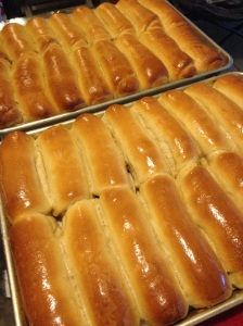 Cafeteria Cheese Bread